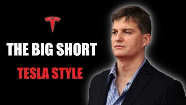 Why is Michael Burry shorting Tesla?